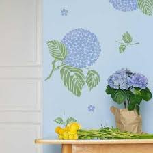 Small Picture Wall Art Wall Mural Stencils for Painting DIY Wall Stencils