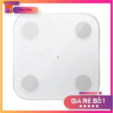 Mua sản phẩm Cân Xiaomi Body Fat Scale Tester 2 & Scale 2 thông minh XIAOMI  Mi body fat weigt nội địa - Minh Tín Shop [ Giao Ngay ]