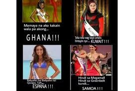 VIRAL: Witty beauty pageant memes dominate the Internet | News ... via Relatably.com