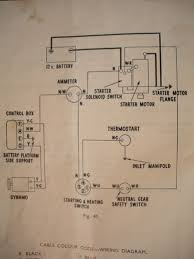 a c wiring diagram images mf35 massey harris massey ferguson forum yesterday s tractors