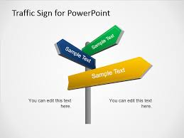 Templates For Signs Free Free Traffic Signs Powerpoint Template