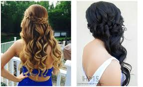 Prom Hairstyle Picture braided prom hairstyles youtube 2068 by stevesalt.us