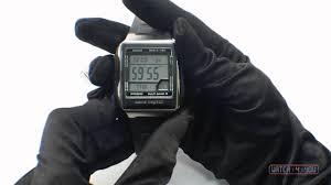 Обзор мужских <b>часов Casio WV</b>-<b>59E</b>-1AVEF - YouTube