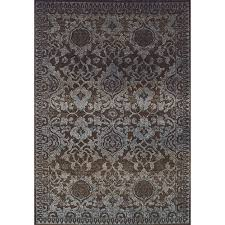 dalyn rugs antigua chocolate rectangular 3 ft 3 in x 5 ft 3 in rug