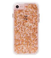 cute iphone 7 cases. case-mate karat rose gold case for iphone 7 cute iphone cases p