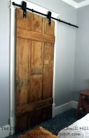 reclaimed barn door hardware best wood doors images on sliding and decor