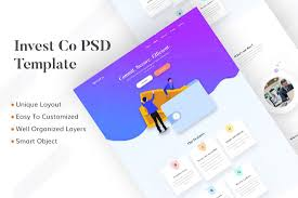 28 Free One Page Psd Web Templates In 2019 Colorlib