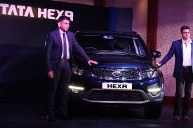 new car launches in keralaTata Motors new Lifestyle vehicle  HEXA launched in Kerala