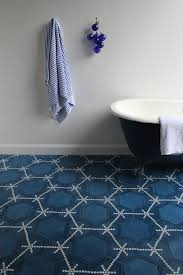 Top Best Blue White Bathrooms Ideas On Gray Bathroom Floor Tile ...