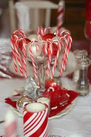 Candy Cane Table Decorations Candy Cane Table Theme Cute Kids' Tablescape 6