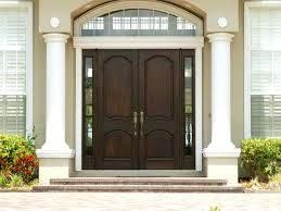 2 panel front door with sidelights door design home door ideas black stained wooden single half