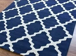 blue and white bathroom rug rugs perfect royal velvet plush navy