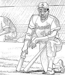 Small Picture Jackie Robinson Coloring Page Regarding Motivate To Color An