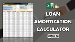Loan Amortization Excel Calculator