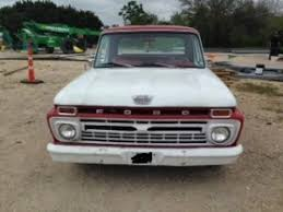 1966 Ford F-100 V-8 / Specs, All Details | Auto Museum Online