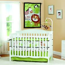 fresh jungle theme crib bedding setpictures
