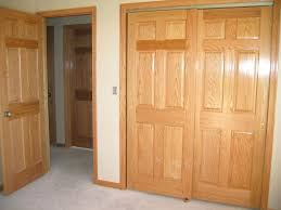 Closet Oak Closet Doors Track Doors Iron Barn Sliding Door Track