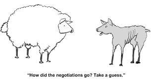 bigstock Negotiations