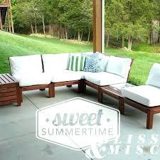 ikea outdoor patio furniture. Ikea Outdoor Furniture Modular Lounge Patio