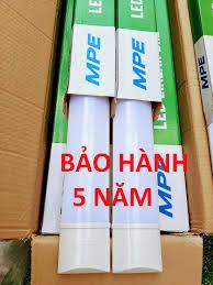 Combo 2 đèn Led bán nguyệt MPE 36W dài 1m2 1,2 met ánh sáng trắng chính  hãng
