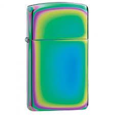 ROZETKA | <b>Зажигалка</b> Zippo 20493 Slim® <b>Multi Color</b> хамелеон ...