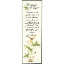 samples of personification lighting new serenity prayer god grant me courage and wisdom inspirational