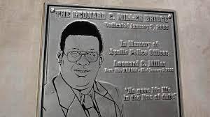 William Kerr: Remembering Apollo Patrolman Leonard C. Miller   News Break