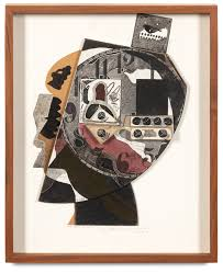 Ray Johnson | Christophe de Menil Silhouette | Artsy