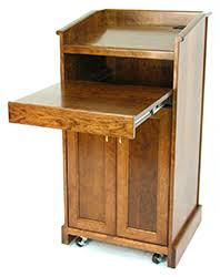 Hostess Stations Hostess Stands For Restaurants Pedestal And Valet Style