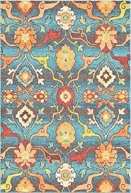 large blue rug rugs area rugs carpet area rug large rugs fl colorful blue rugs modern large blue rug