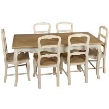 U  French Country Kitchen Table And Chairs Popular With Photos Of  Exterior On