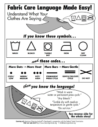 Clorox Care Symbol Chart A Genius Guide To Understanding The Laundry Symbols On Your