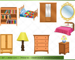 bedroom furniture clipart. Perfect Clipart On Bedroom Furniture Clipart