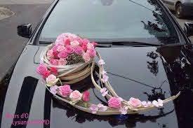 Fleurs d'OmLysianne David | Voiture de mariés, Deco voiture mariage,  Voiture mariee