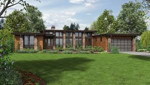 modern house plans contemporary style