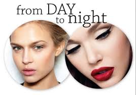 quick and easy tips on transforming your day makeup into y evening makeup