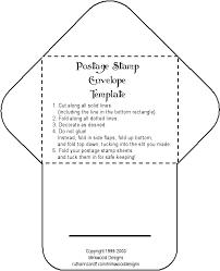 Stamps Template Mirkwood Designs Postage Stamp Envelope Template