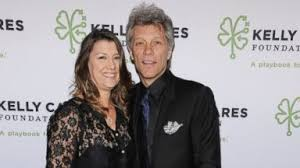 Jon bon jovi and his daughter stephanie rose backstage at the white trash beautiful fashion show at the indigo2 in london. Jon Bon Jovi Says He Leaves For Tours Kicking And Screaming Abc News