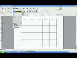 Make A T Chart In Word Amazing Microsoft Word Making A TableChart YouTube