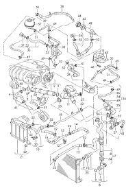 Engine Cooling Diagram
