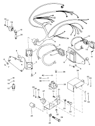 mercruiser black scorpion 14 pin electrical wiring harness diagram mercruiser 470 starter wiring diagram nodasystech