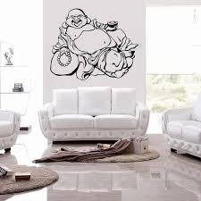 dream on walls laughing buddha spiritual wall decals