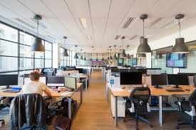 google office snapshots 2. Open Space Presta-shopCafeteria 2 Google Office Snapshots