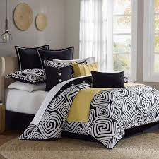 black white and yellow comforter set 29 best hampton hill bedding images on sets 1