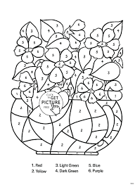 Follow the instructions and color the boat. 52 Number Coloring Sheets Free Printables Image Inspirations Samsfriedchickenanddonuts