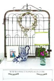 iron gate wall decor bright inspiration metal gate wall decor designing home innovative garden vintage on iron gate wall decor