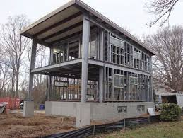 EcoSteel Builds An Honest Steel Home For 3030 House Project Home