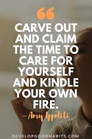 Take Care Yourself Quotes Best of 24 SelfCare Quotes To Remind You To Take Care Of Yourself