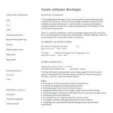 Sample Resume Of Software Engineer Java Resume Sample Java Developer