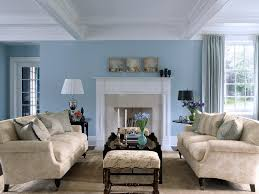 Charming Idea 14 Blue And Cream Living Room Ideas